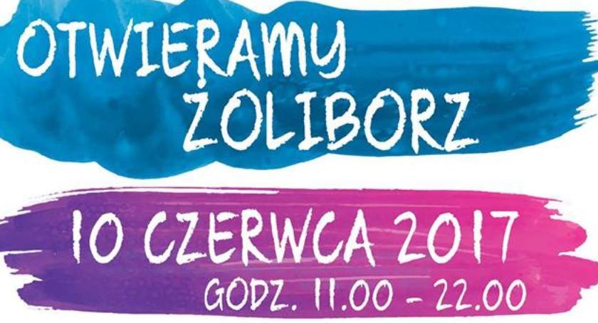 zapowiedzi, Otwieramy Żoliborz - zdjęcie, fotografia