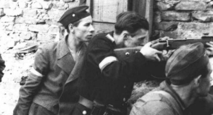 historia, Kalendarium Powstania Warszawskiego Żoliborz sierpnia - zdjęcie, fotografia