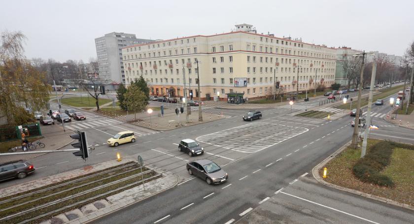 komunikacja, Problem skrzyżowania Krasińskiego/Popiełuszki będzie rozwiązany - zdjęcie, fotografia