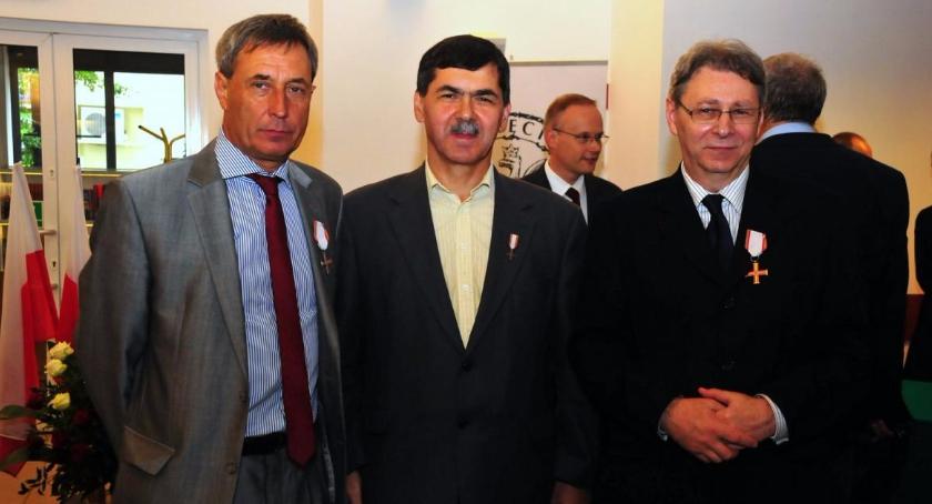 Witold Sielewicz odznaczony Krzyżem Wolności i Solidarności