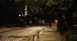 Oświetlenie ulicy Barszczewskiej